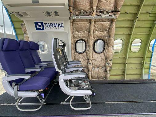 Airbus Summit - TARMAC Aerosave participation