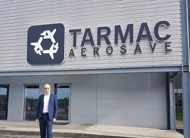 Patrick Lecer appointed CEO of TARMAC AEROSAVE