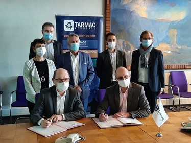 AIRBUS and TARMAC Aerosave renew their contract for Aircraft Storage, Maintenance and Recycling.