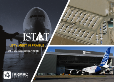 Tarmac Aerosave will attend ISTAT EMEA in Prague