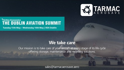 Meet with TARMAC at Dublin Aviation Summit!