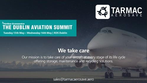 Meet with TARMAC at Dublin Aviation Summit!