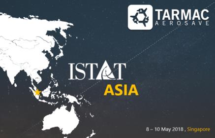 Meet with TARMAC at ISTAT ASIA Singapore!