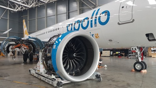 TARMAC Aerosave supports the MRO ramp-up on LEAP Engines